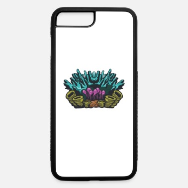 Reef Funny Earth Day 2019 Funny Coral Reefs Gift Men Women Ki - iPhone 7 & 8 Plus Case
