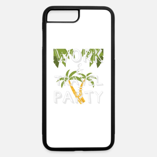 Party iPhone Cases - Party - iPhone 7 & 8 Plus Case white/black