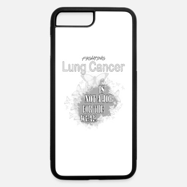 Lung Lung Cancer Awareness - iPhone 7 & 8 Plus Case