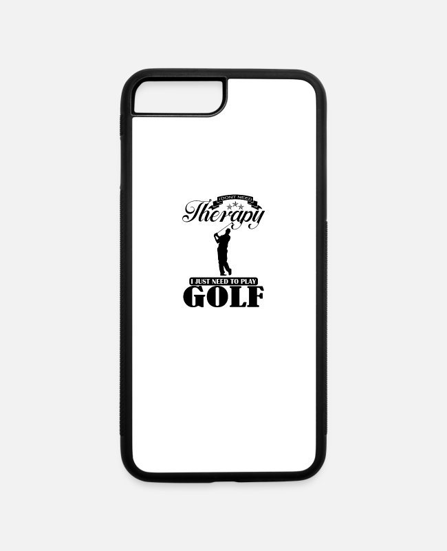 Golf iPhone Cases - Golf - iPhone 7 & 8 Plus Case white/black