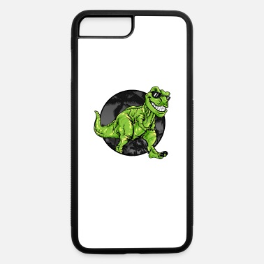 Boy Grandpasaurus Dino T-Rex Grandfather Grandpa Gift - iPhone 7 & 8 Plus Case