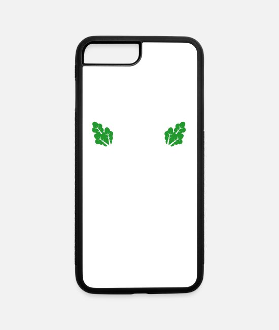 Hen iPhone Cases - Farm and Country Farm Fresh - iPhone 7 & 8 Plus Case white/black