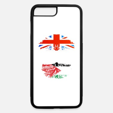 Palestinian British Grown With Palestinian Roots - iPhone 7 & 8 Plus Case
