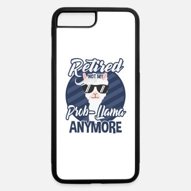 Retired Funny Retirement Gift for Men Coworker Retiring - iPhone 7 & 8 Plus Case