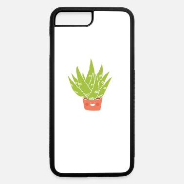 Phytology Aloe There, Aloe Vera Plant, Funny Gardener Pun - iPhone 7 & 8 Plus Case