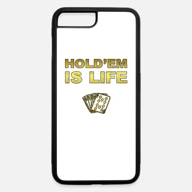 Texas Hold'em Poker Shirt Texas Holdem - iPhone 7 & 8 Plus Case