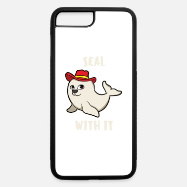 Seal Seal With It Seal Seal Seal Sea Lion Gift - iPhone 7 & 8 Plus Case