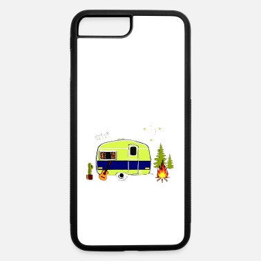 Campground what happens at the campground gets laughed about - iPhone 7 & 8 Plus Case