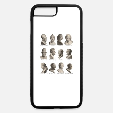 Philosopher Ancient greek philosophers, politicians, poets - iPhone 7 & 8 Plus Case