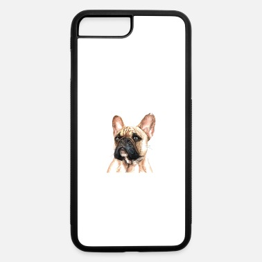 Ban stupid People not Dogs home animal - iPhone 7 & 8 Plus Case