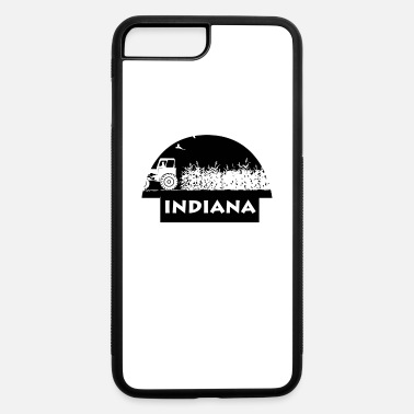 Indiana Gifts for Farmers Indiana Farming - iPhone 7 & 8 Plus Case