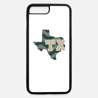 Texas Texas - iPhone 7 & 8 Plus Case