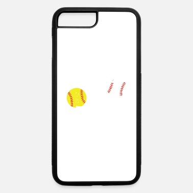 Dad Of Ballers Trending Funny Baseball Softball Gi - iPhone 7 & 8 Plus Case