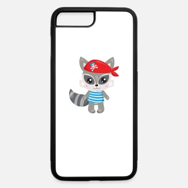 Pirate Animal Pirates Animal Pirate Raccoon Pirate - iPhone 7 & 8 Plus Case