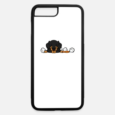 Office Humor Dachshund Dog Lover Office Humor - iPhone 7 & 8 Plus Case