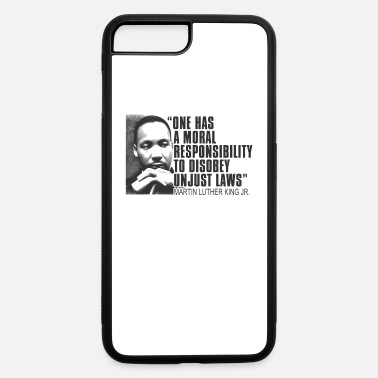 King Martin Luther King Jr Day MLK Quote - iPhone 7 & 8 Plus Case