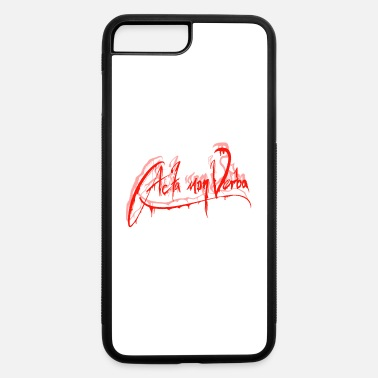 Acta Acta Non Verba - iPhone 7 & 8 Plus Case