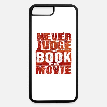 Cinema Never Judge The Book - Total Basics - iPhone 7 & 8 Plus Case