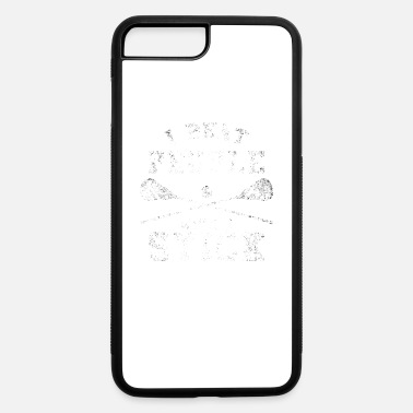 Ball Sport I Beat People With A Stick Lacross - iPhone 7 & 8 Plus Case