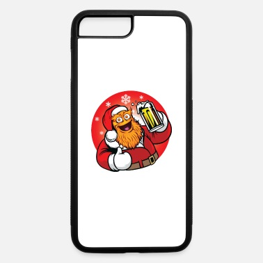 Gritty Red Wear Drink Beer, Merry christmas Gritty 2021 - iPhone 7 & 8 Plus Case