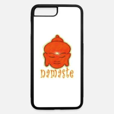 Namaste Buddha Yoga Shirts Gifts - iPhone 7 & 8 Plus Case