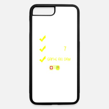 Turn Wake up, Turn 7, Game All Day - iPhone 7 & 8 Plus Case