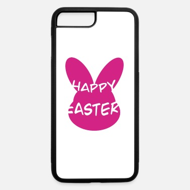 Happy Easter Pink Bunny Gifts - iPhone 7 & 8 Plus Case