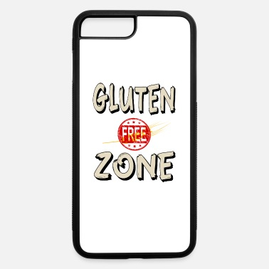 Coeliac Awreness Gluten Free Zone - iPhone 7 & 8 Plus Case