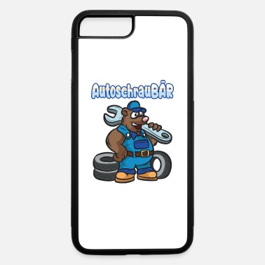 Wordplay AutoschrauBAeR German Mechanic Wordplay - iPhone 7 & 8 Plus Case