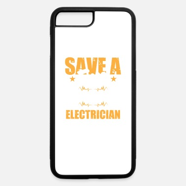 Lightning Save A Fuse Blow An Electrician For Electric - iPhone 7 & 8 Plus Case