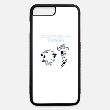 Occupation Awesome Occupational Therapist Print Occupational - iPhone 7 & 8 Plus Case