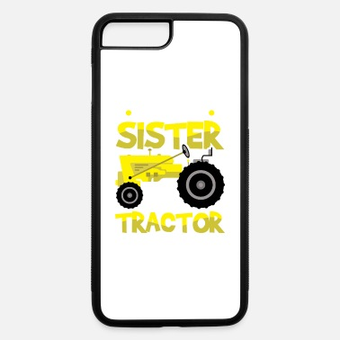 Milk Will Trade Sister For Tractor For Tractor Kids - iPhone 7 & 8 Plus Case