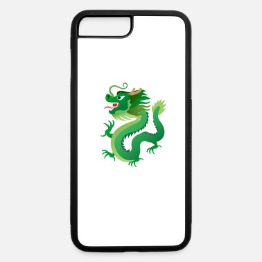 Mythical Chinese-styled dragon mythical creature Gift - iPhone 7 & 8 Plus Case