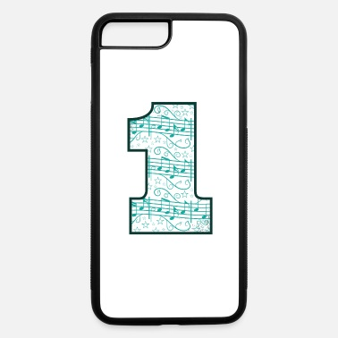 Surprise 1st Birthday Design-One Year Old-Music Lover - iPhone 7 & 8 Plus Case