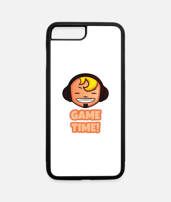 1 iPhone Cases - Game Time! - iPhone 7 & 8 Plus Case white/black