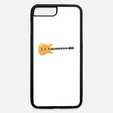 Guitarist Relax The Bass Player Is Here Bassist Gifts For A - iPhone 7 & 8 Plus Case