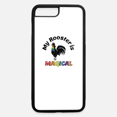 Parade Gay Pride Parade Magical Rooster Funny LGBTQ - iPhone 7 & 8 Plus Case