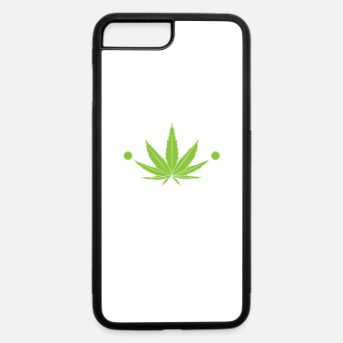 Rasta Plant Manager Marijuana For Chiller Of Weed And - iPhone 7 & 8 Plus Case