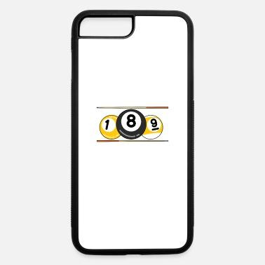 Billiard Ball Pool Billiard Billiard Ball Billiards Snooker Ball - iPhone 7 & 8 Plus Case