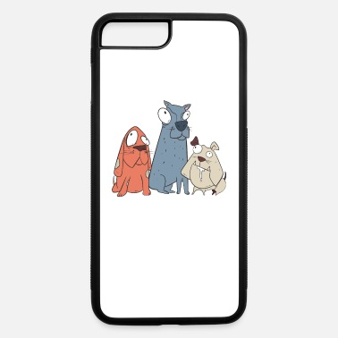 The Crazy Dogs - iPhone 7 & 8 Plus Case
