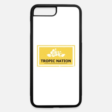 Tropic Tropic Nation - Floral Tropical - iPhone 7 & 8 Plus Case