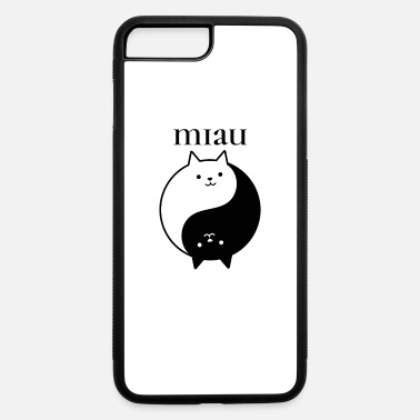 Miau Yin Yang - Miau Miau Cat - iPhone 7 & 8 Plus Case