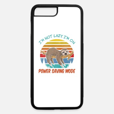 Present I'm not Lazy, I'm On Power Saving Mode - iPhone 7 & 8 Plus Case