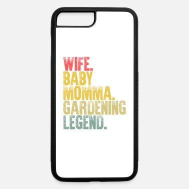 Best Mother Women Funny Gift T Shirt Wife Baby - iPhone 7 & 8 Plus Case