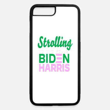 Electio stroll to the polls aka biden harris, 2020 electio - iPhone 7 & 8 Plus Case