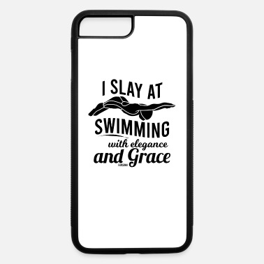 Outdoor Pool Indoor pool Swimming lake - iPhone 7 & 8 Plus Case
