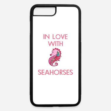 Aquarium Seahorse - iPhone 7 & 8 Plus Case
