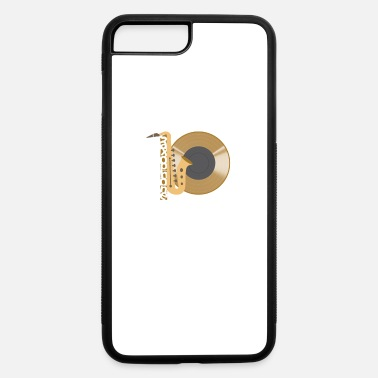 Instrument Saxophone Musical Instrument - iPhone 7 & 8 Plus Case
