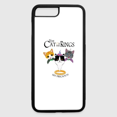 The Cat Of The Rings - Funny For Cat Lovers - iPhone 7 Plus/8 Plus Rubber Case