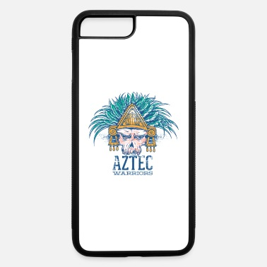 Aztec Warriors Aztec Warriors Skull - iPhone 7 & 8 Plus Case